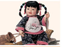 Name Your Own Doll in Chinese Outfit