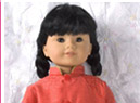 Eternity Mandarin Suit for American Girl