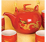 Dragon Teapot Set