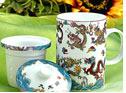 Nine Dragon Filter Teacup