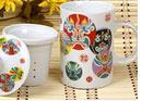 Beijing Opera Tea Cup