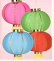 Decorative Round Lantern