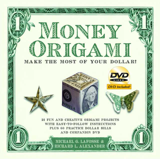 Money origami make the most of your dollar arts for Crafts that make the most money