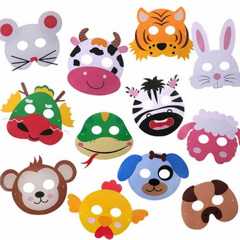 Make your own 12 zodiac masks arts crafts do it yourself do it yourself home arts crafts do it yourself solutioingenieria Images