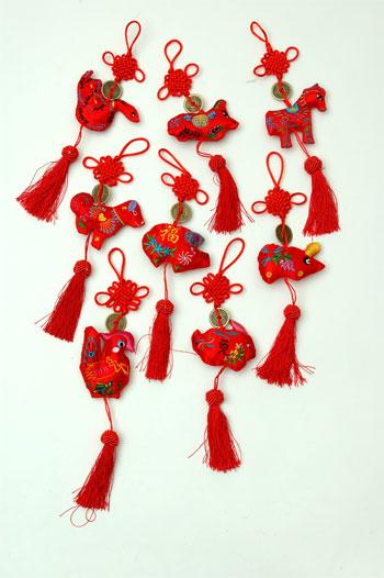 Zodiac Wall Hanging Arts Amp Crafts Chinese New Year