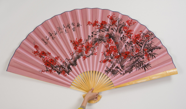 Big Chinese Paper Fans | Home Décor | Wall Decor