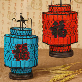 Good luck lanterns home d cor lanterns lighting for Good luck home decor