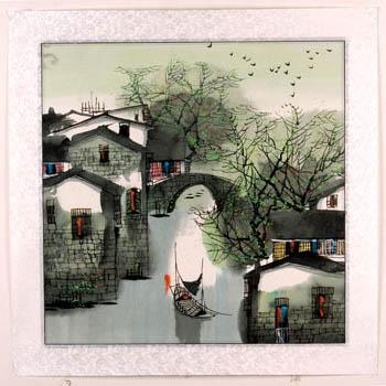 leaf original paintings art for sale | Daily Painters Art Gallery