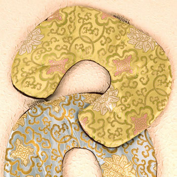 Lavendar Flaxseed Neck Roll Pattern 1000 Free Patterns