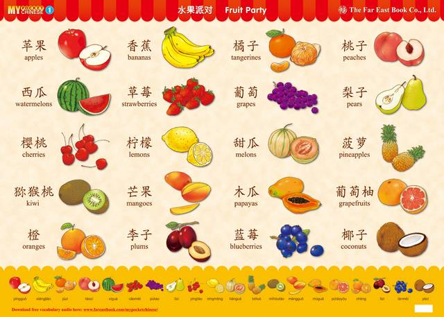 My Pocket Chinese Posters | Chinese Books | Learn Chinese ...