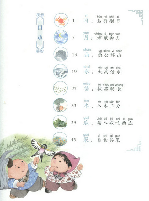 The Story Of Chinese Character Chinese Books Learn