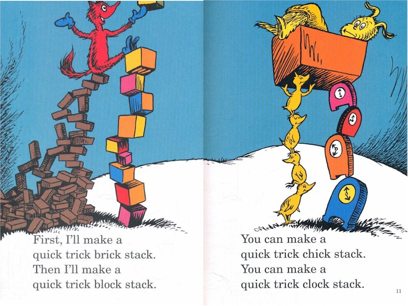 Dr Seuss Fox In Socks Chinese Books Story Books