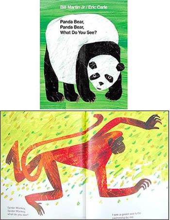 Panda Bear Panda Bear What Do You See   Chinese Books ... - photo#21