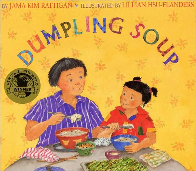 Dumpling soup chinese books story books picture for Asian cuisine books