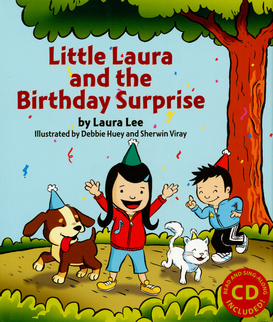 Little Laura And The Birthday Surprise (1CD)