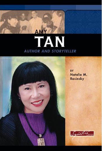 Amy Tan: Author And Storyteller | Chinese Books