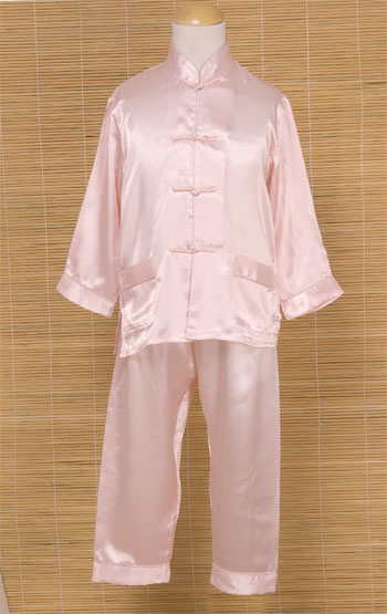 Silk Mandarin Pajama | Chinese Apparel | Kids | Pajamas & Suits