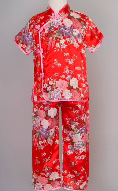 Chinese Apparel | Kids | Pajamas & Suits