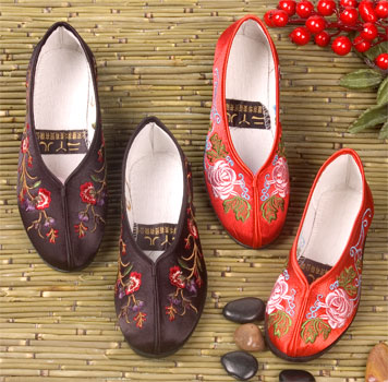 47d1144b1 Children's Embroidered Shoes | Chinese Accessories | Kids | Shoes