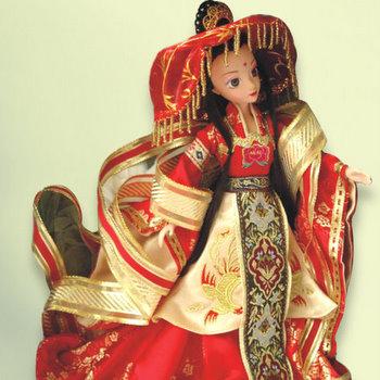 Tang Dynasty Fashion