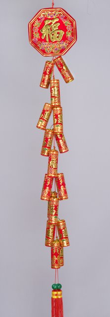 Chinese Firecrackers Decor | Arts & Crafts | Chinese New ...