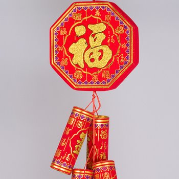 Firecracker Hanging | Arts & Crafts | Chinese New Year ...