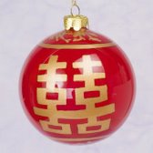 red - Chinese Christmas Decorations