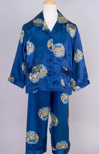 Dragon Silk Pajama Chinese Apparel Kids Pajamas Amp Suits
